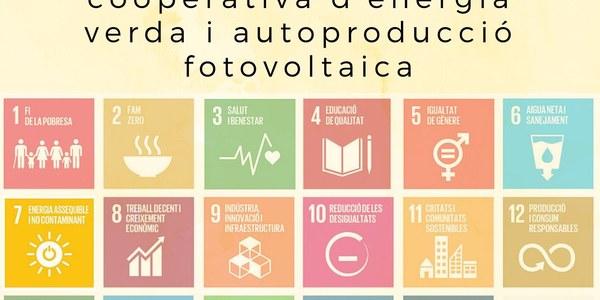 2a Sessió del Cicle de xerrades ODS