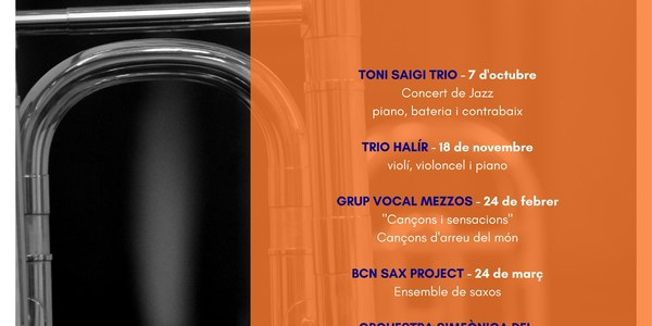 Bellpuig Ressona: BCN Sax Project
