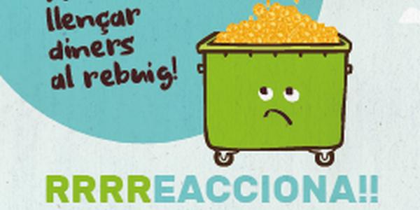 Campanya per un correcte reciclatge!