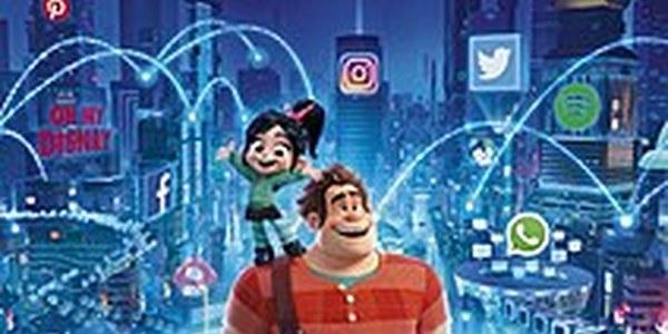 CINC: En Ralph destrueix internet