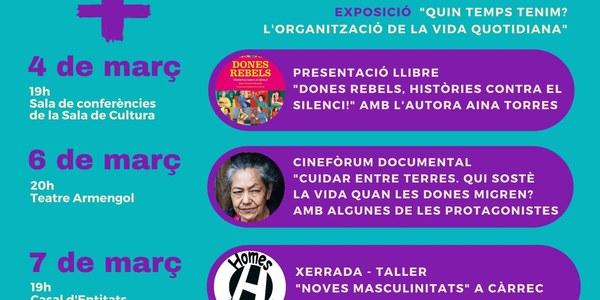 """Cinefòrum documental """"Cuidar entre terres. Qui sostè la vida quan les dones migren?"""""""
