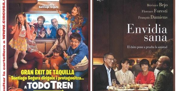 """Cinema: """"A todo tren"""""""