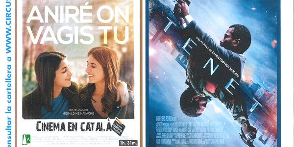 """Cinema: """"Aniré on vagis tu"""""""