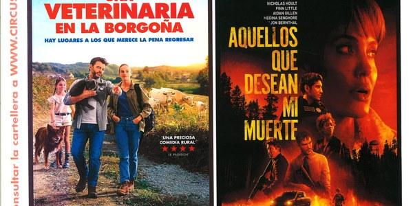 "Cinema: ""Aquellos que desean mi muerte"""