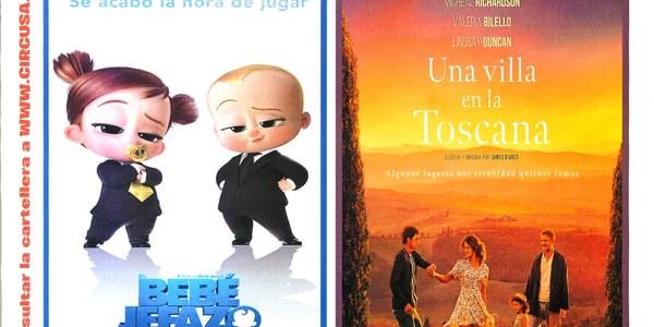 "Cinema: ""Bebé jefazo"""