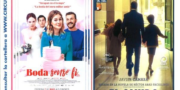 """Cinema: """"Boda sense fi"""""""