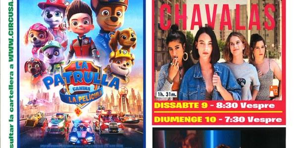 "Cinema: ""Chavalas"""