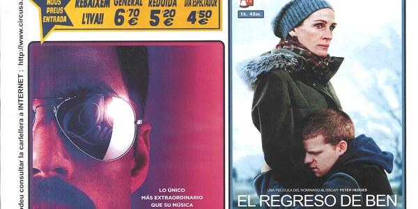 Cinema circuit Urgellenc