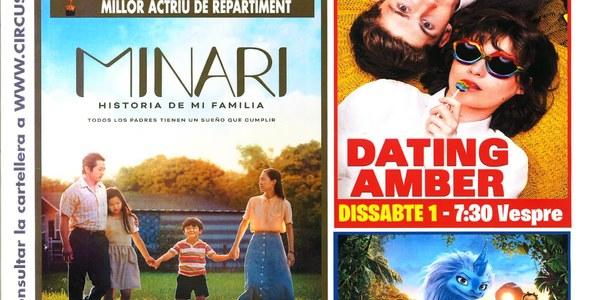 "Cinema: ""Dating Amber"""