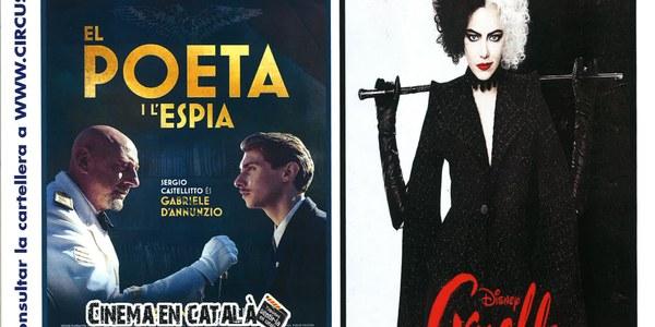 """Cinema: """"El poeta i l'espia"""""""