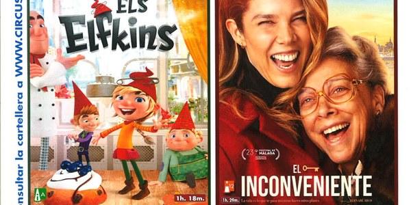 """Cinema: """"Els  Elfkins"""""""