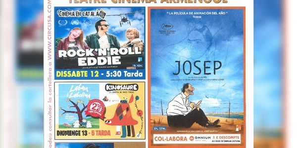 """Cinema: """"Josep"""""""
