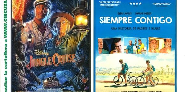 "Cinema: ""Jungle Cruise"""