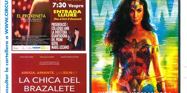 "Cinema: ""La chica del brazalete"""