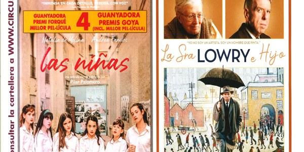 """Cinema: """"La Sra. Lowry e Hijo"""""""