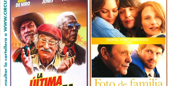 "Cinema: ""La última gran estafa"""