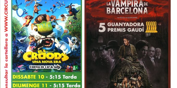 """Cinema: """"La Vampira de Barcelona"""""""