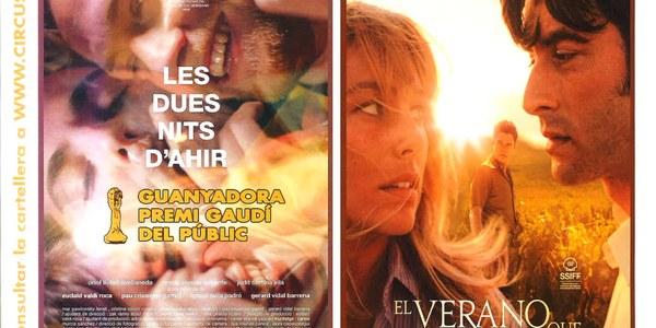 "Cinema: ""Les dues nits d'ahir"""