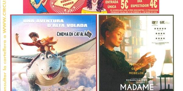 "Cinema: ""Madame Curie"""