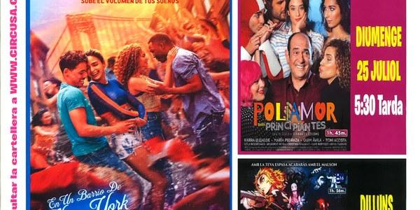 "Cinema: ""Poliamor para principiantes"""