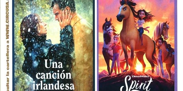 "Cinema: ""Spirit"" Indomable"