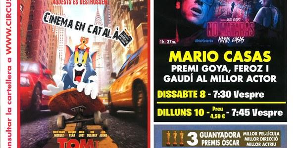 """Cinema: """"Tom i Jerry"""""""
