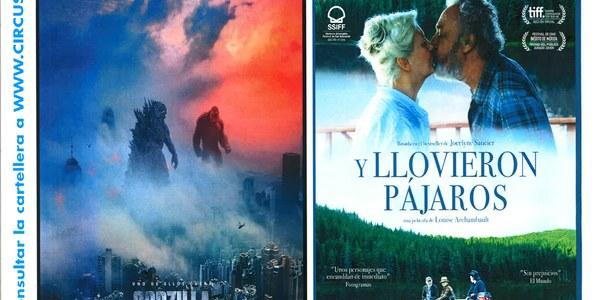 """Cinema: """"Y llovieron pájaros"""""""