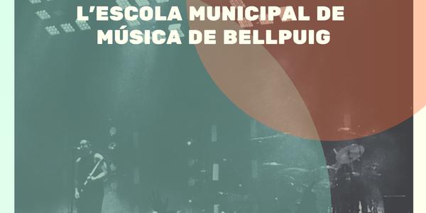Concert de professors de l'Escola Municipal de Música de Bellpuig