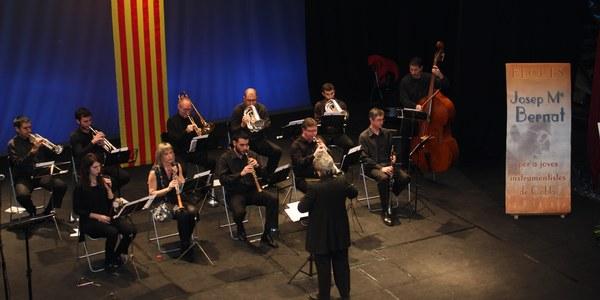Concert de Reis i lliurament de la Beca Josep Maria Bernat