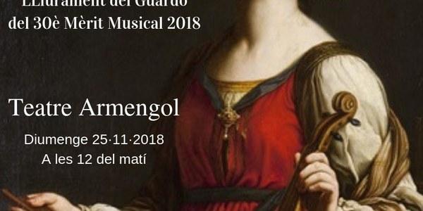 Concert de Santa Cecília i Mèrit Musical 2018