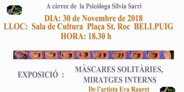 Conferència: salut mental