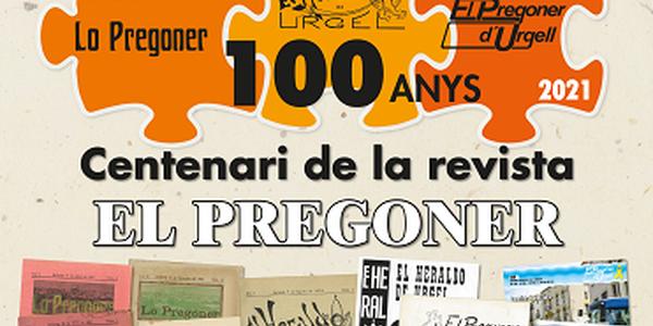 Exposició 100 anys de la publicació local El Pregoner