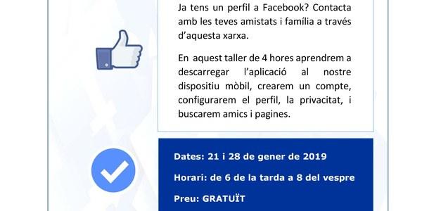 Facebook i altres xarxes socials al teu mòbil