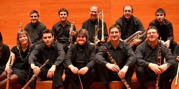 Festa Major 2021. Concert de sardanes amb COBLA JUVENIL D'AGRAMUNT i BELLPUIG COBLA