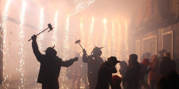 Festa Major 2021. ESPECTACLE DE FOC