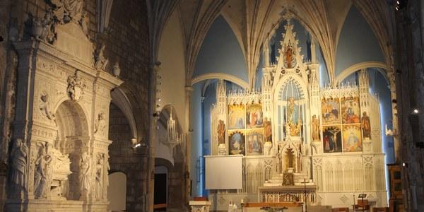 Festa Major 2021. Missa en honor a l'Exaltació de la Santa Creu