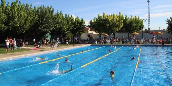 Final del curset de natació, 2n torn