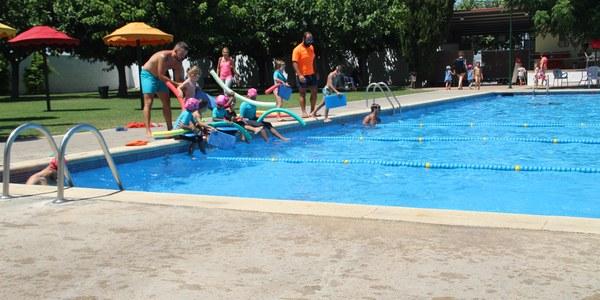 Final dels cursets de natació