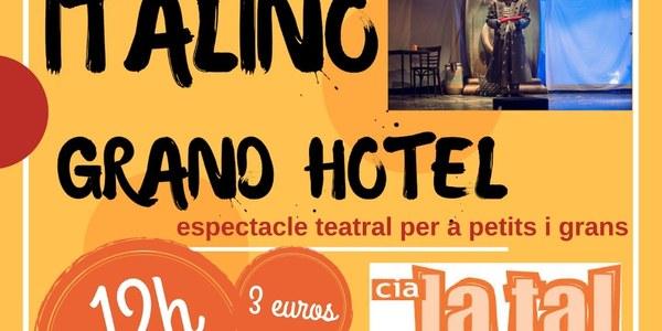Grand hotel italino