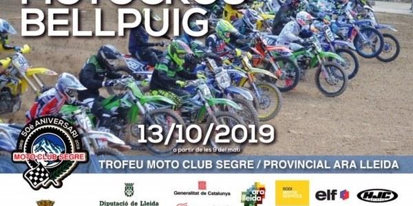 Motocròs Bellpuig Trofeu Moto Club Segre