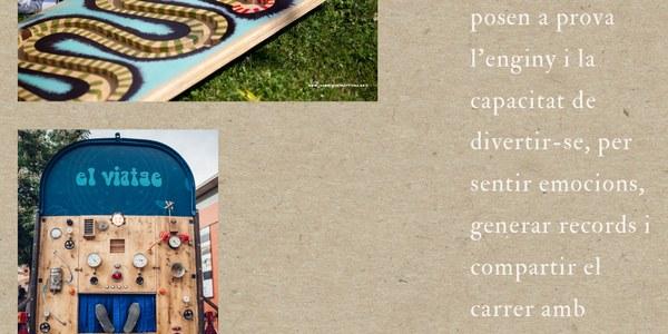 Tombs Creatius presenta Colors de Monstre i El Viatge