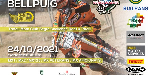 Trofeu Moto Club Segre Challenge Rodi & Pirelli