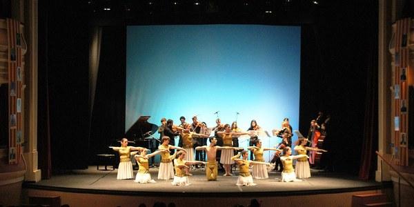 """""""#Bachendansa"""" al 7è Cicle de concerts """"Bellpuig Ressona"""""""