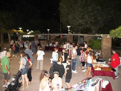 """""""Mercat a la fresca"""" a Bellpuig amb una gran Festa de l'escuma"""