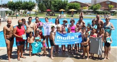 25è ANIVERSARI DE LA CAMPANYA MULLA'T PER L'ESCLEROSI MÚLTIPLE