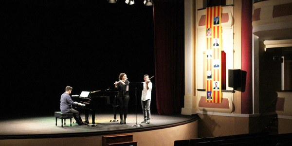 """2n concert del Cicle de concerts  del centenari de l'Orfeó Joventut de Bellpuig:  """"Miratges d'òpera"""""""