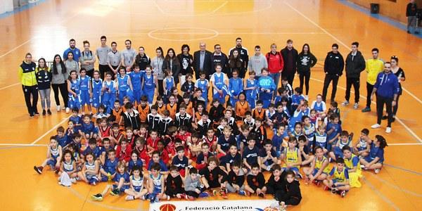 6a Trobada Oberta d'Escoles de Bàsquet de Lleida de la temporada 2019-2020