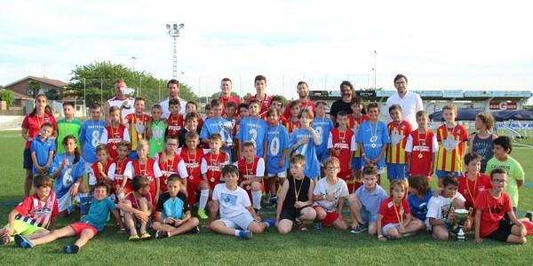 "Acaba el 24è Torneig Internacional de futbol base ""Vila de Bellpuig""."