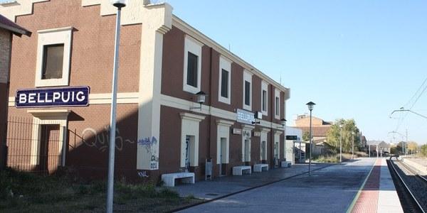 ALCALDESSES I ALCALDES DE L'URGELL I LA SEGARRA EN DEFENSA DE LA LÍNIA DE TREN LLEIDA-MANRESA R12