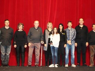 Bellpuig celebra el Concert de Santa Cecília  i premia amb el 30è Mèrit musical de l'any als Músics per la Llibertat